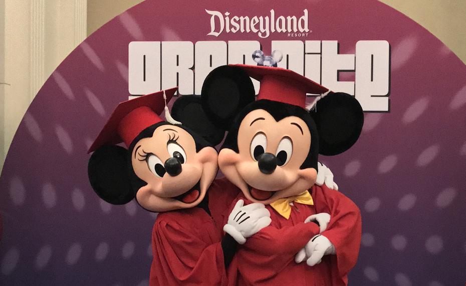 Disney Grad Nite 2018