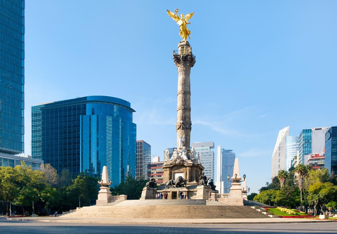 Angel of Independence_Mexico City