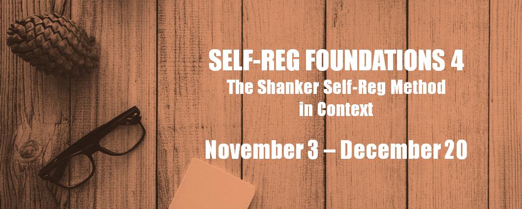 S-R Foundations 4 (November 3 - December 20)