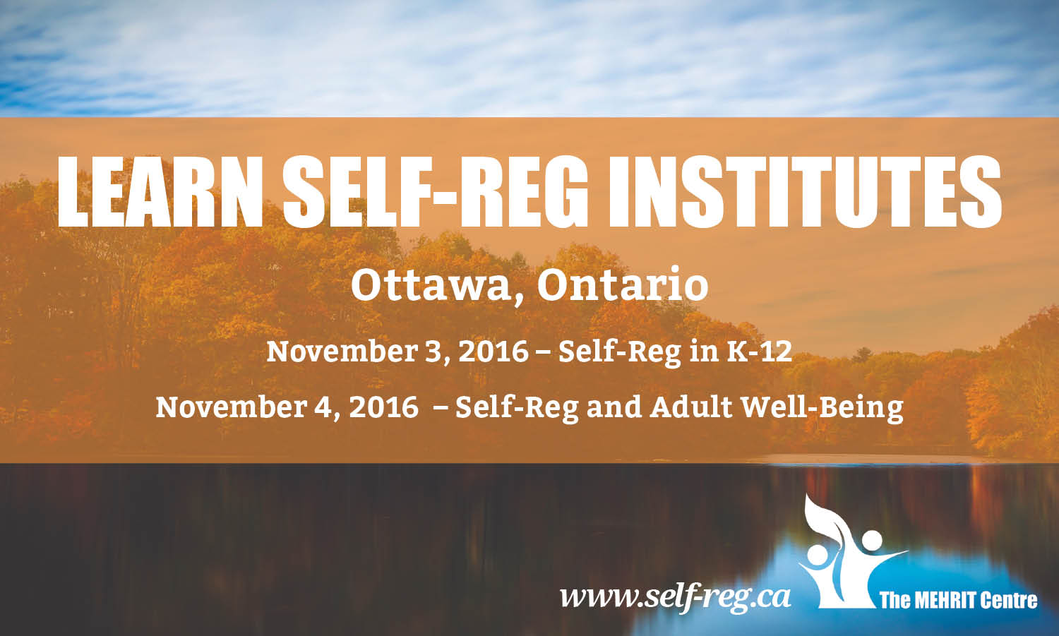 Learn Self-Reg Institutes Ottawa, Ontario