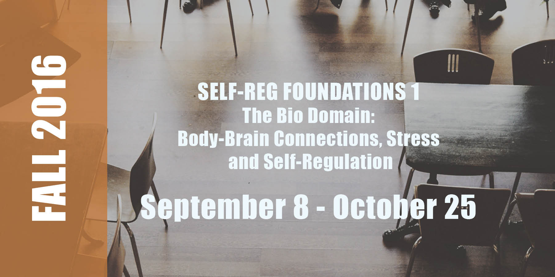 S-R Foundations 1    Date:  September 8 - October 25