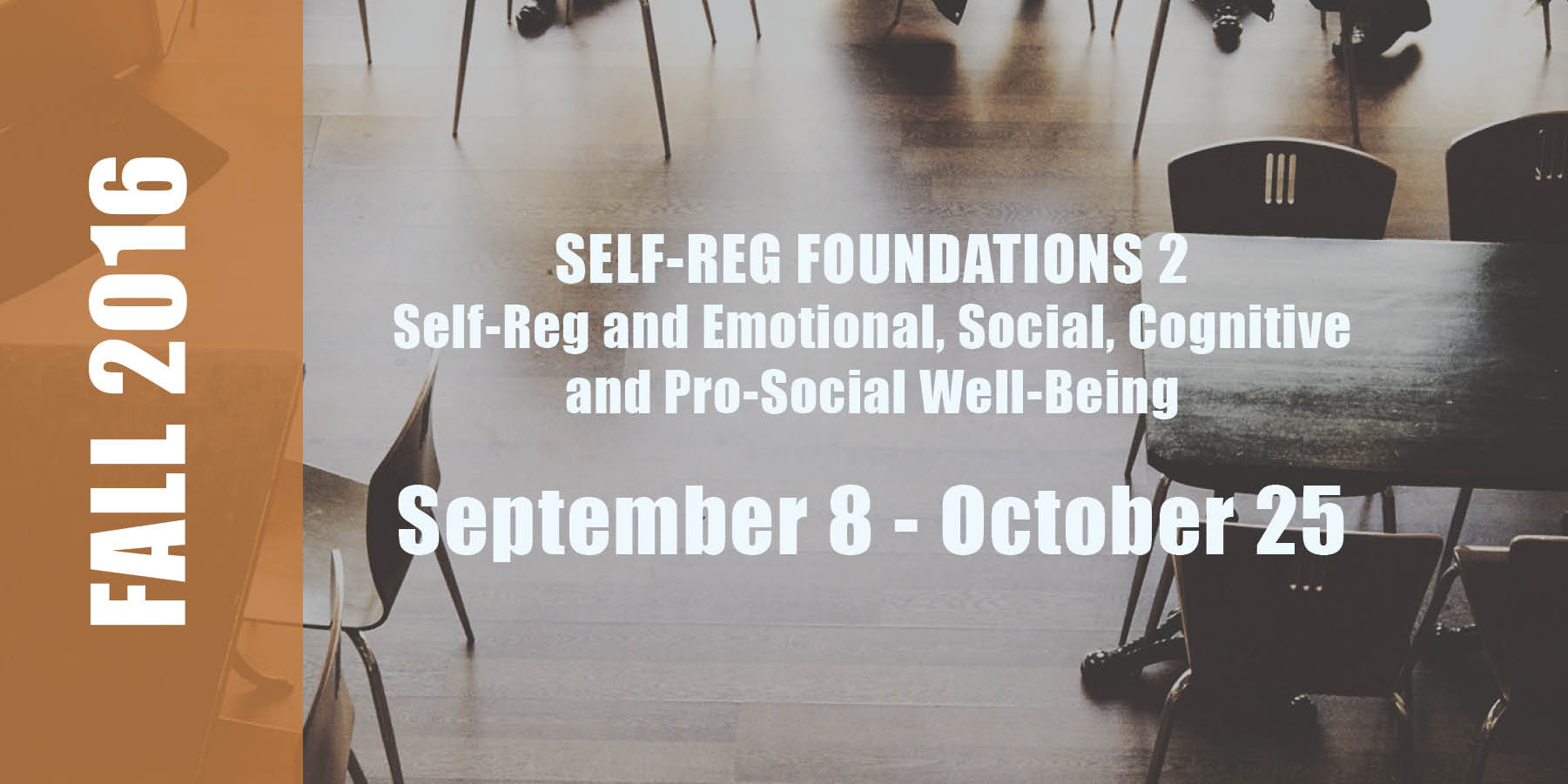S-R Foundations 2    Date:  September 8 - October 25