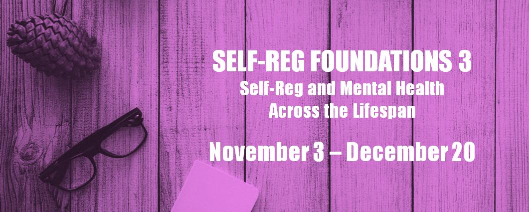 S-R Foundations 3 (November 3  - December 20)