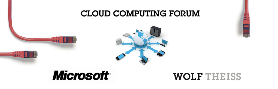 Cloud Computing Forum