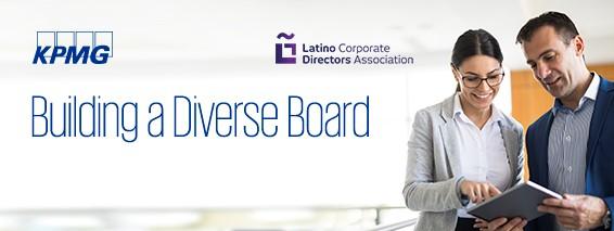 building a diverse board
