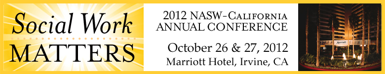 2012 NASW-CA Annual Conference