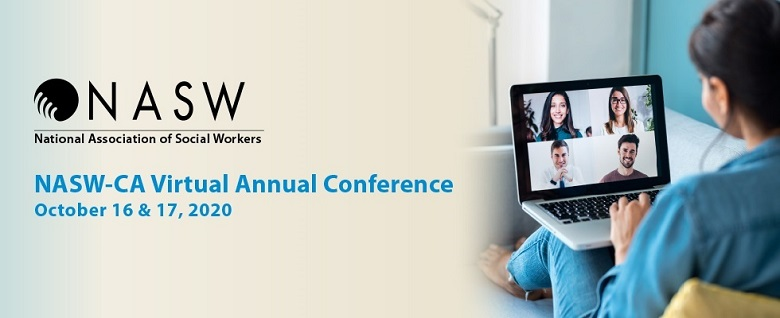 2020 NASW-CA Virtual Conference Exhibitor and Sponsorship Opportunities