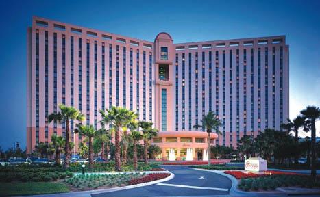 Rosen Center Hotel