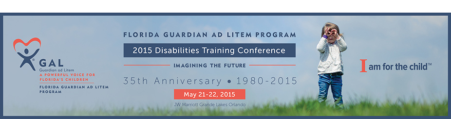 2015 GAL Disabilities Training Conference