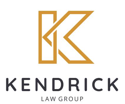 Kendrick Law Group logo-Bronze