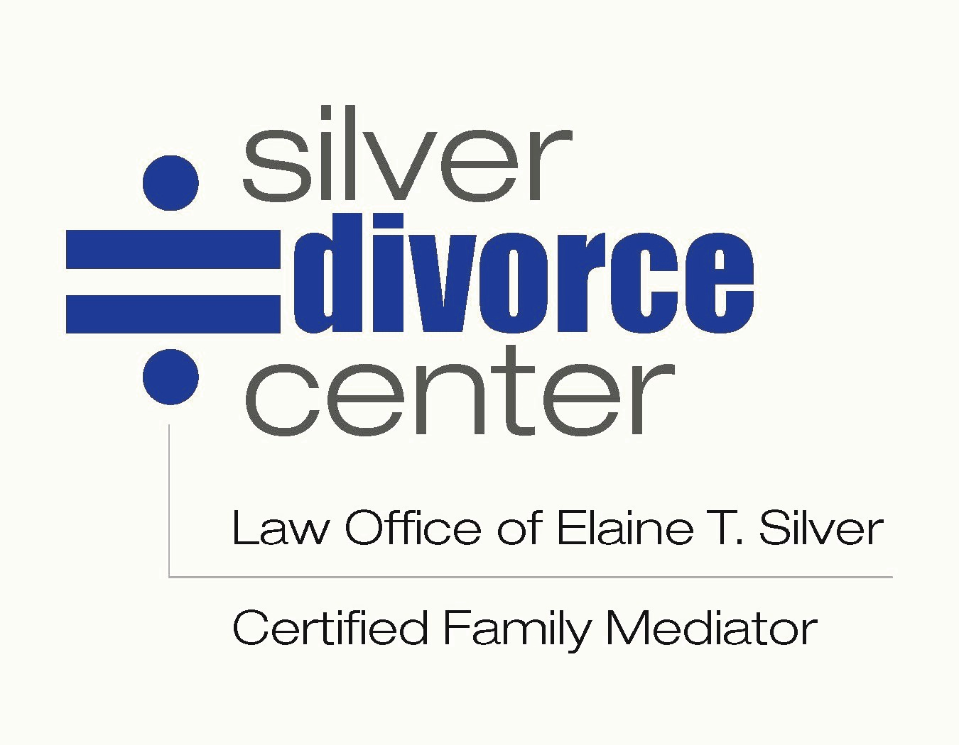 Silver Divorce Center Logo_1