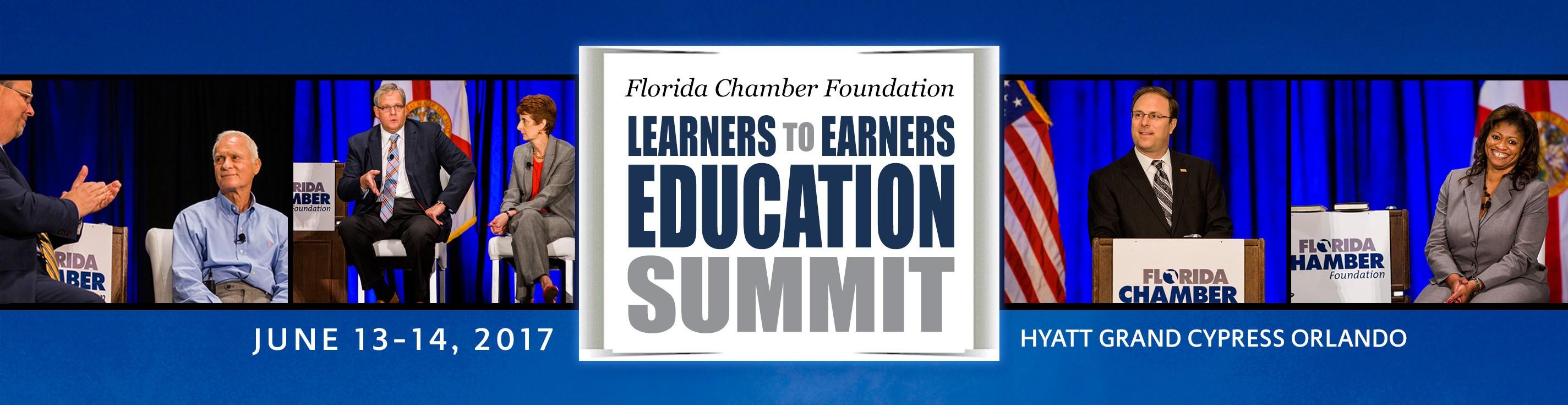 2017 Learners to Earners Education Summit