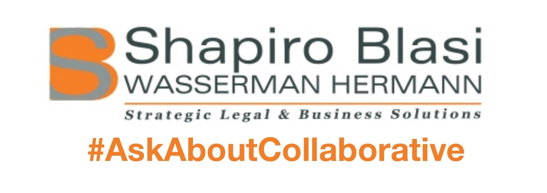Ask About Collaborative - Wasserman Logo - Bronze