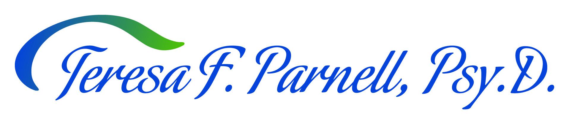 Teresa F. Parnel, Psy.D. Logo