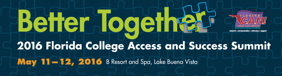 2016 Florida College Access and Success Summit