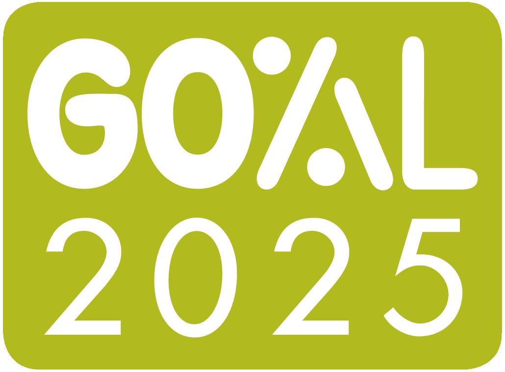 Goal 2025 Logo