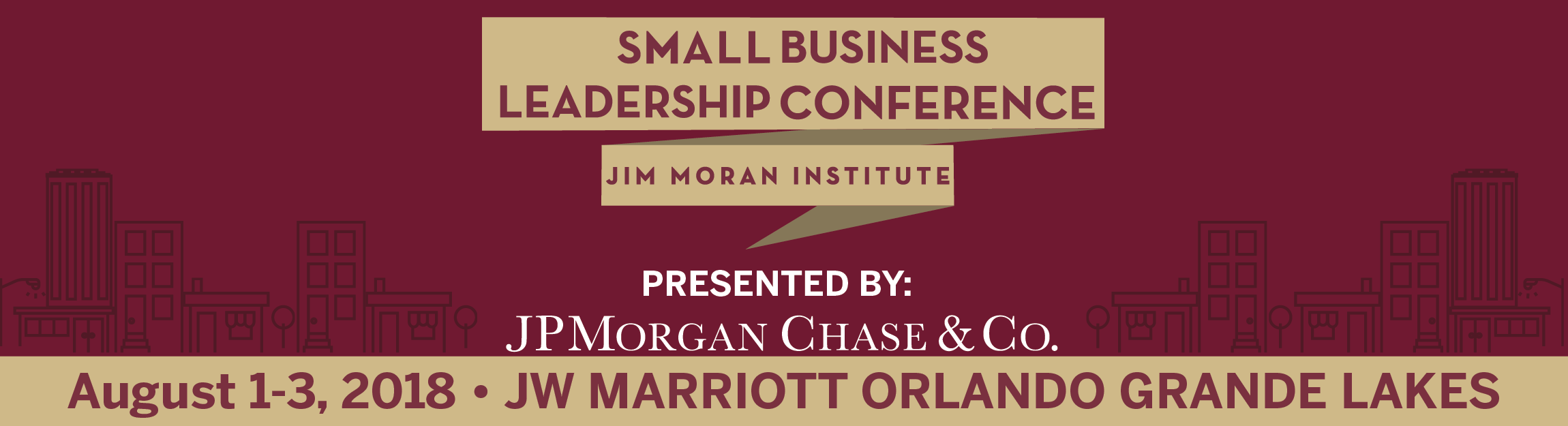 JMI Small Business Leadership Conference, 2018