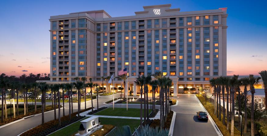 Waldorf Astoria Orlando-website