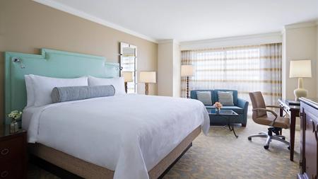 King Guest Room_JW Marriott