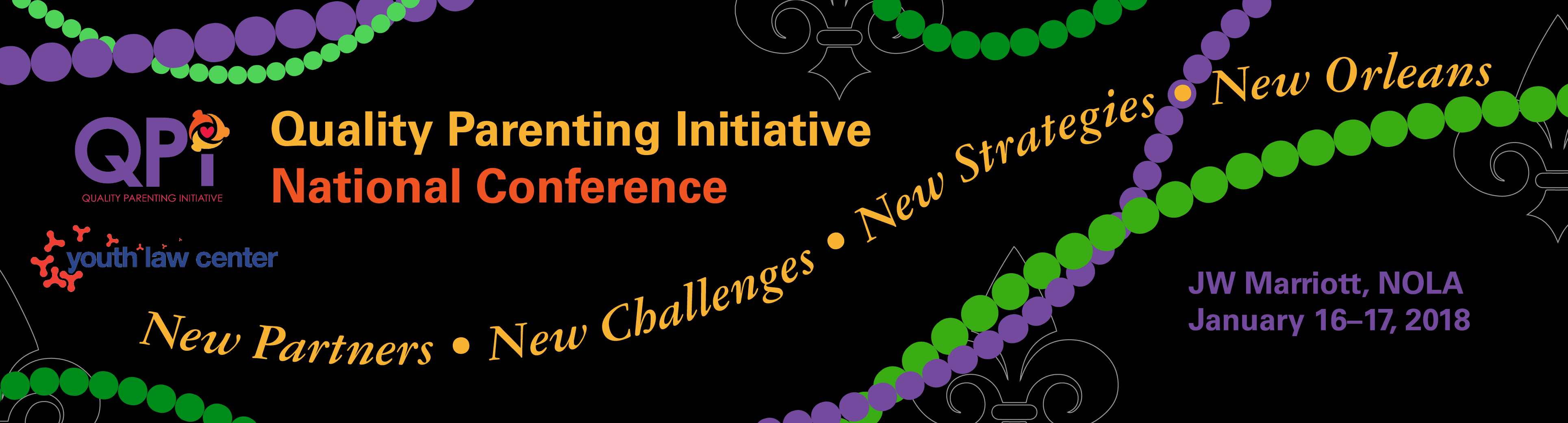 Quality Parenting Initiative National Conference, January 16-17, 2018