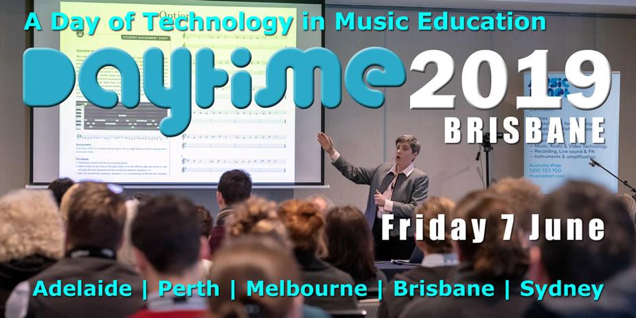 DAYTiME 2019 Brisbane