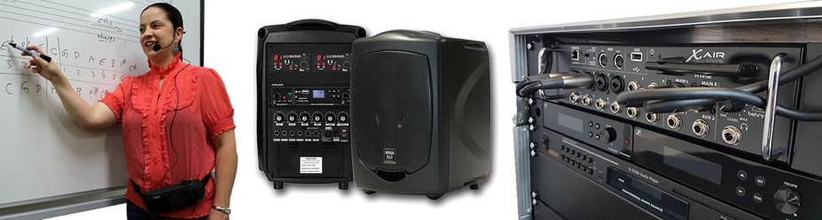 Live Sound & PA Systems in Education