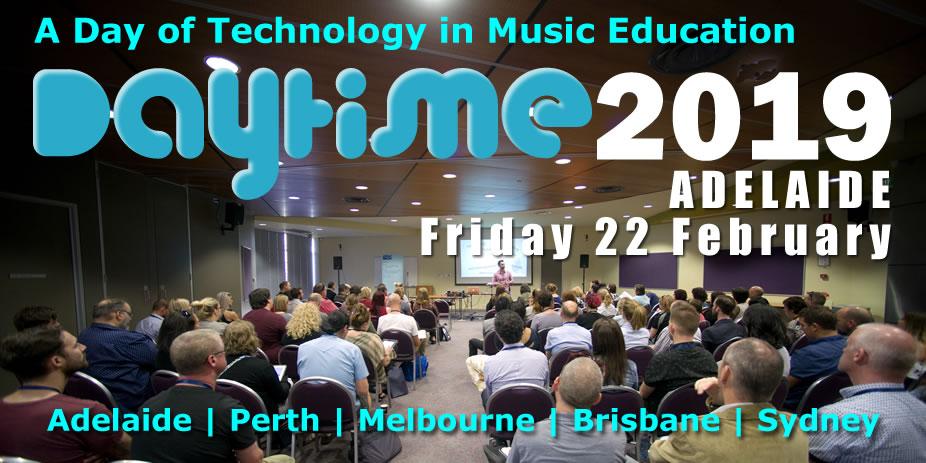 DAYTiME 2019 Adelaide