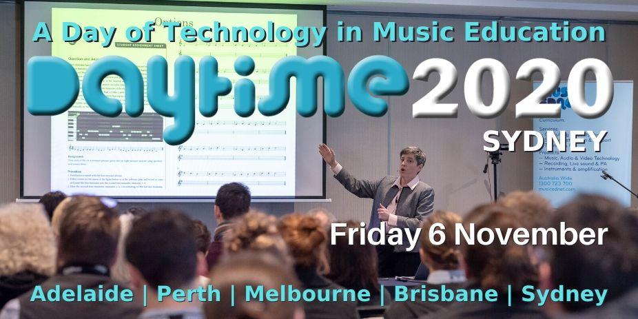 DAYTiME 2020 Sydney