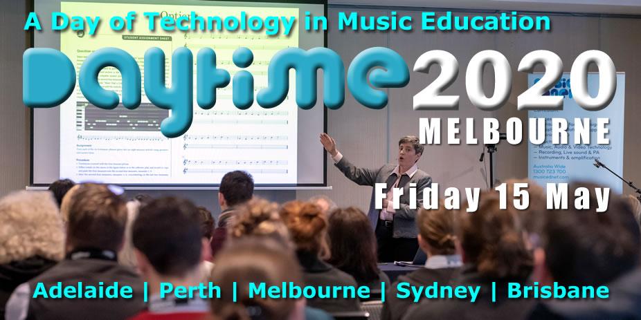 DAYTiME 2020 Melbourne
