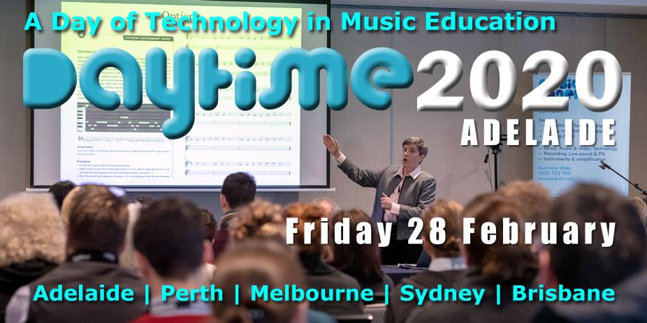 DAYTiME 2020 Adelaide