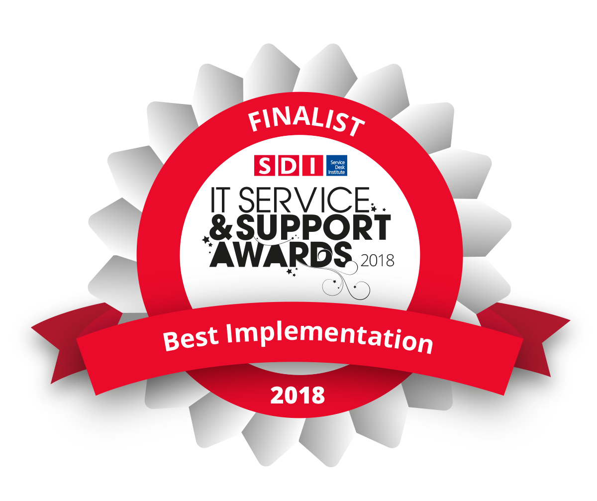Best Implementation Finalist