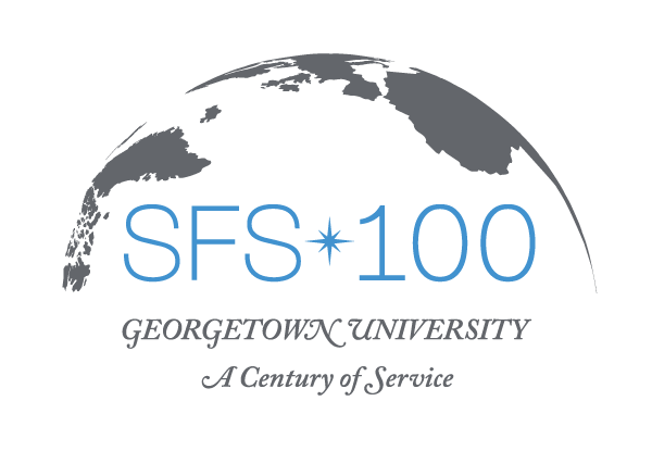 School of Foreign Service Centennial Weekend