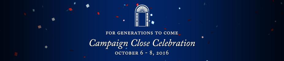 Campaign Close 2016