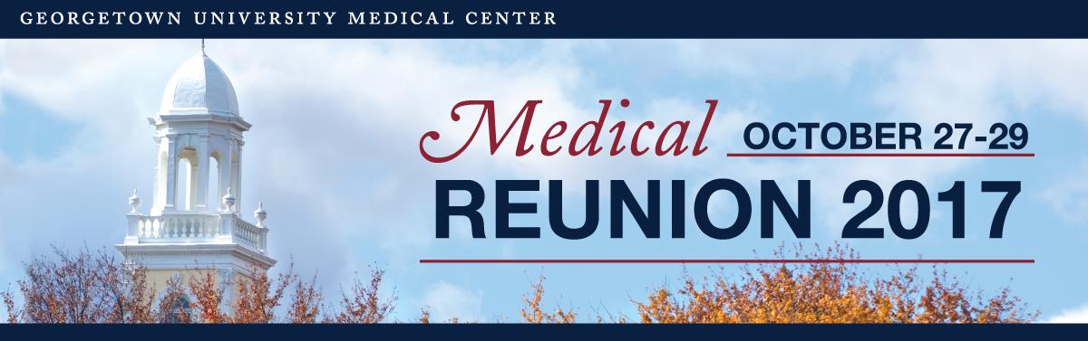 Medical Reunion Weekend 2017