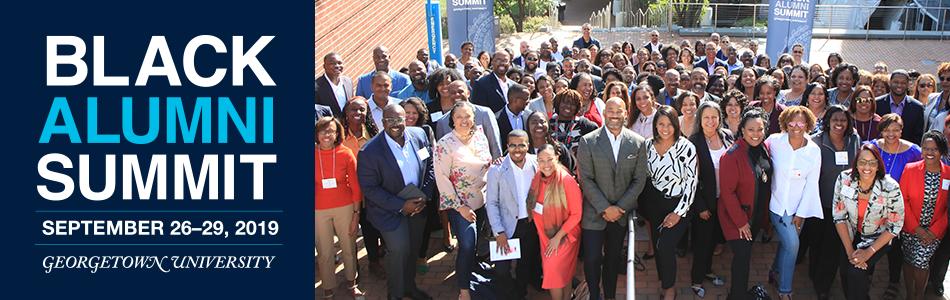 Black Alumni Summit 2019