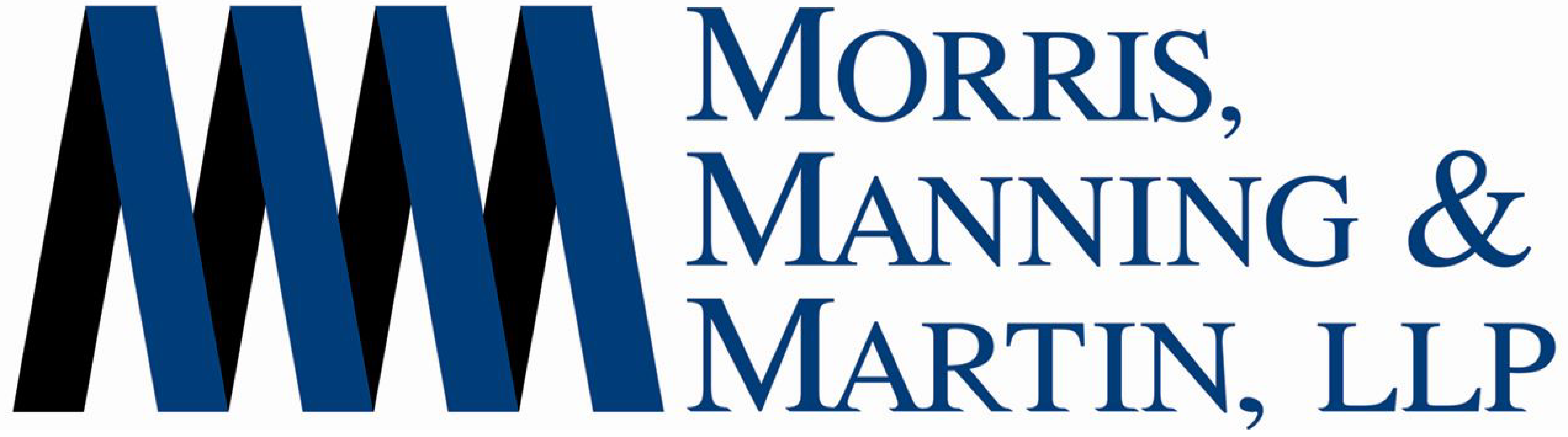 Morris Manning Martin logo-01