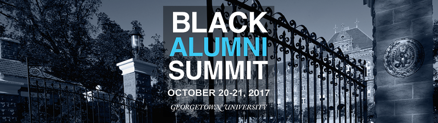 Black Alumni Summit 2017 Logo