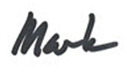 Mark Holifield Signature