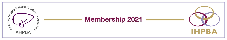 AHPBA & IHPBA Membership 2021