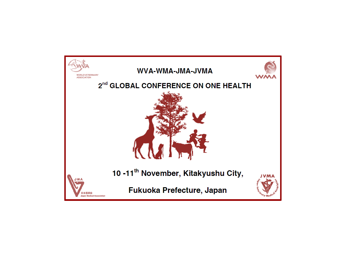 2nd Global Conference on One Health