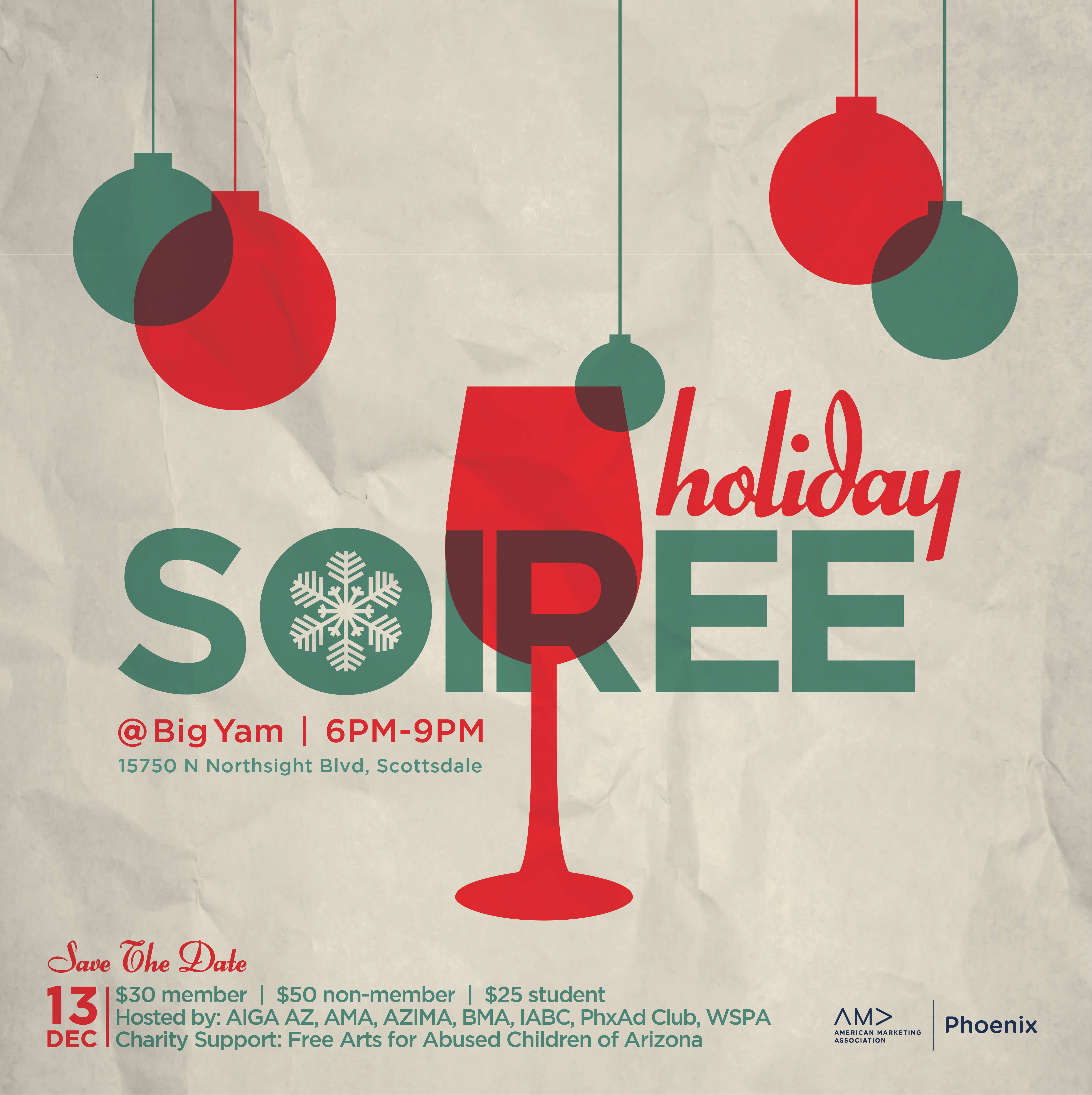 holiday soiree 2016