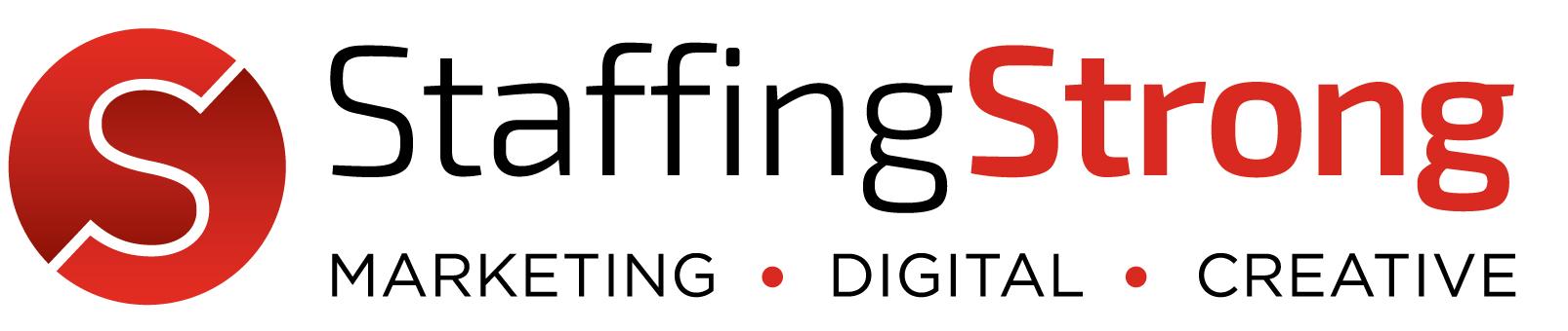 staffing strong logo