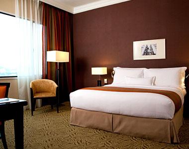 Vistana hotel room