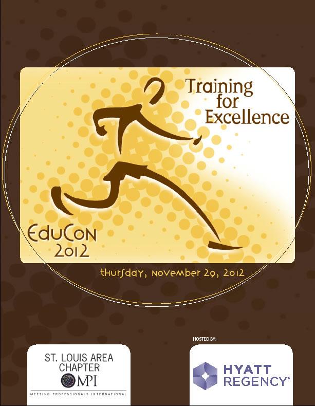 EduCon 2012 Brochure Page 1