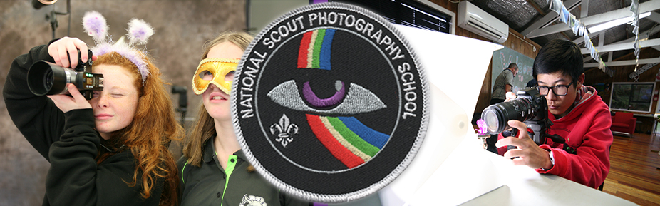 National Photography School 2021 - SCOUTS New Zealand