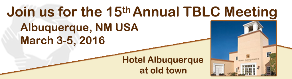 15th Annual TBLC Conference