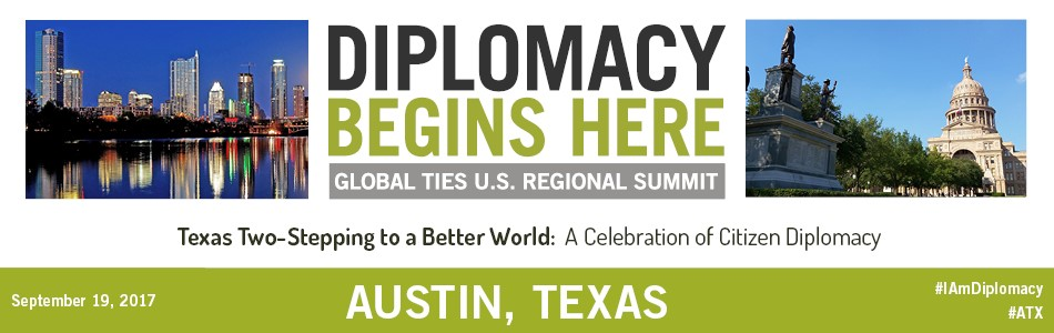 Diplomacy Begins Here: Austin, Texas