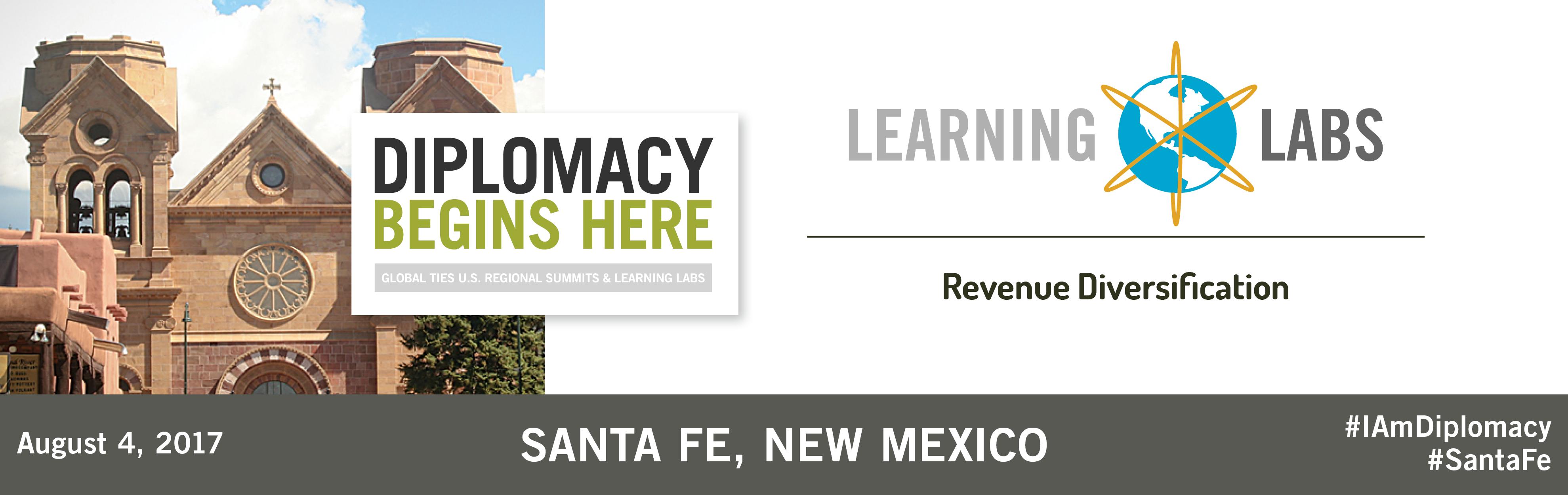 Diplomacy Begins Here: Santa Fe, New Mexico