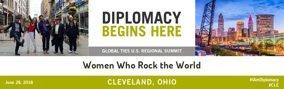 Diplomacy Begins Here: Cleveland, Ohio