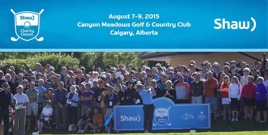 2015 Shaw Charity Classic